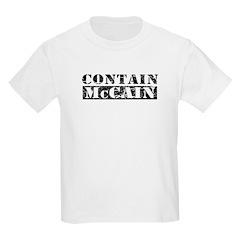 CONTAIN MCCAIN T-Shirt