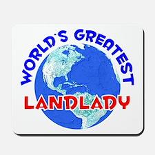 World's Greatest Landl.. (E) Mousepad