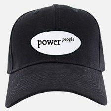 Power to the People Baseball Hat