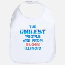 Coolest: Elgin, IL Bib