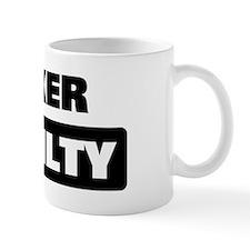 TUCKER is guilty Mug