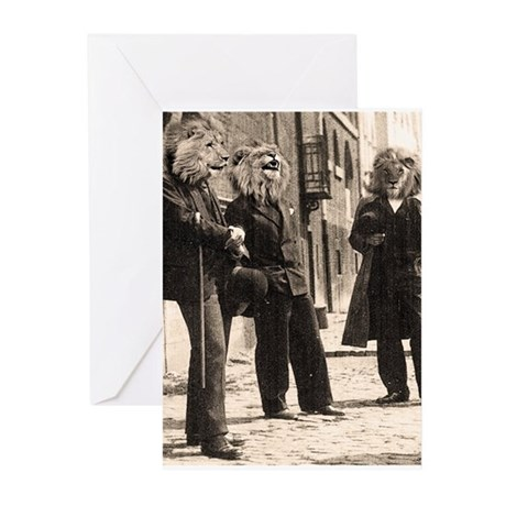 Dandy Lions Greeting Cards (Pk of 10)