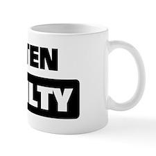 TRISTEN is guilty Mug