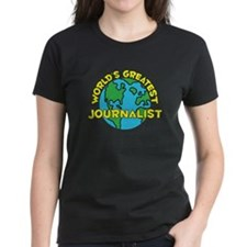 World's Greatest Journ.. (H) Tee