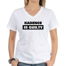 KADENCE is guilty Shirt