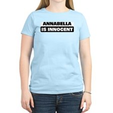 ANNABELLA is innocent T-Shirt