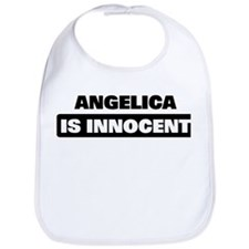 ANGELICA is innocent Bib