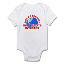 World's Greatest Real .. (F) Infant Bodysuit
