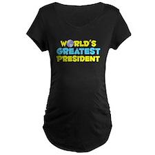 World's Greatest Presi.. (C) T-Shirt