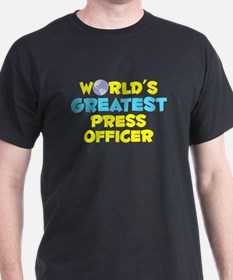 World's Greatest Press.. (C) T-Shirt