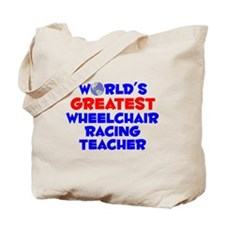 World's Greatest Wheel.. (A) Tote Bag