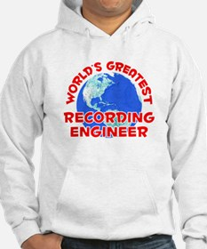 World's Greatest Recor.. (F) Hoodie