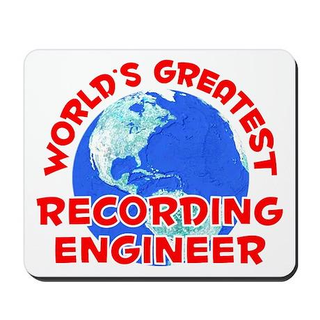 World's Greatest Recor.. (F) Mousepad