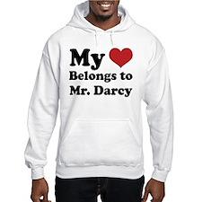 Mr. Darcy Lover Hoodie