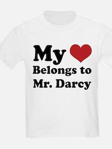 Mr. Darcy Lover T-Shirt