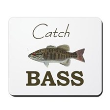 Catch Bass Mousepad