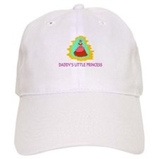Daddy's Little Princess Baseball Cap