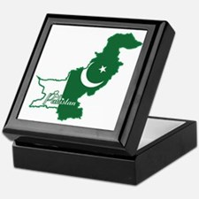 Cool Pakistan Keepsake Box