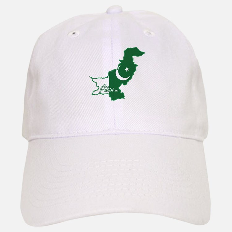 Cool Pakistan Baseball Baseball Cap