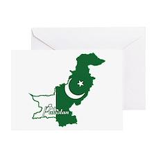 Cool Pakistan Greeting Card
