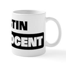 DUSTIN is innocent Mug