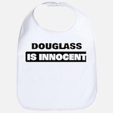 DOUGLASS is innocent Bib
