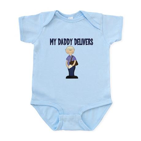 Mail man Infant Bodysuit