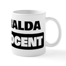 ESMERALDA is innocent Small Mug
