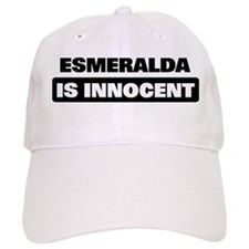 ESMERALDA is innocent Baseball Cap