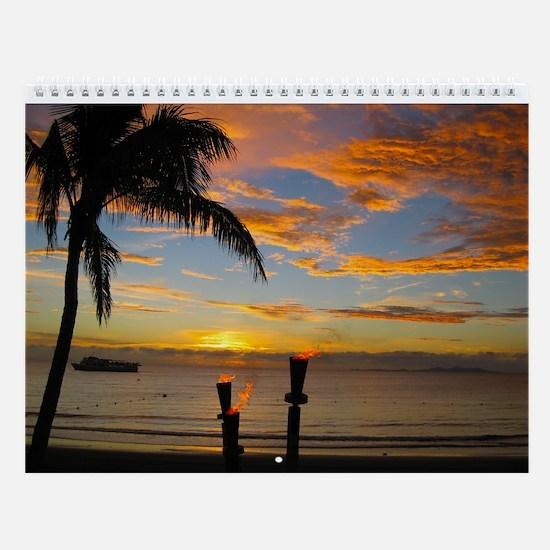 Beach - Wall Calendar