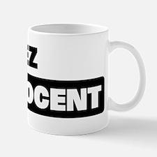 FEZ is innocent Mug