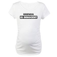 BRENDA is innocent Shirt