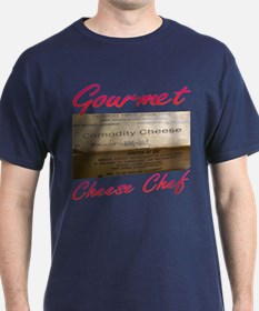 Commodity Cheese Chef T-Shirt