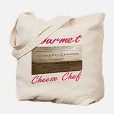 Commodity Cheese Chef Tote Bag
