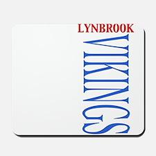 Lynbrook Vikings -  Mousepad