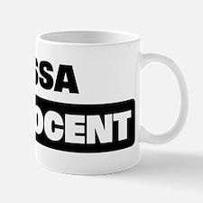 ELISSA is innocent Mug