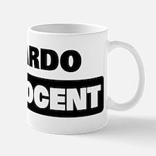 EDUARDO is innocent Mug