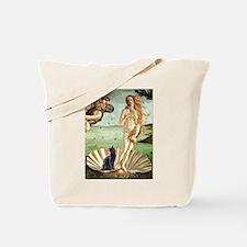 Venus /Russian Blue Tote Bag