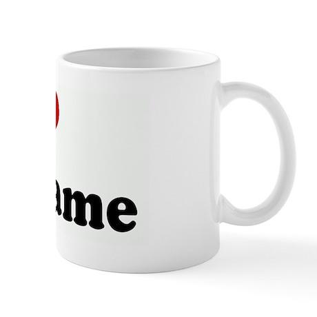 I Love Edamame Mug