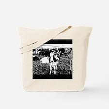 'California Cow' Tote Bag