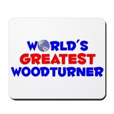 World's Greatest Woodt.. (A) Mousepad