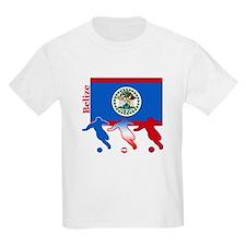 Belize Soccer T-Shirt