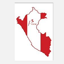 Cool Peru Postcards (Package of 8)
