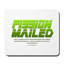 Fission Mailed Mousepad