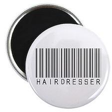 """Hairdresser Barcode 2.25"""" Magnet (100 pack)"""
