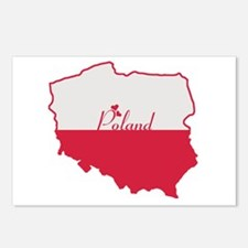 Cool Poland Postcards (Package of 8)