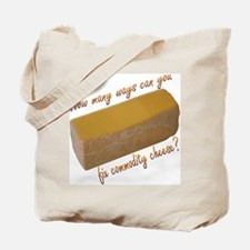 Can You Fix Commodity Cheese? Tote Bag