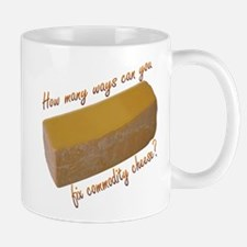Can You Fix Commodity Cheese? Mug
