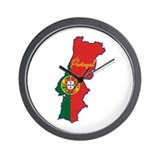 Country flag portugal Basic Clocks