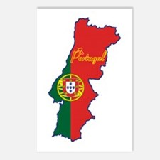 Cool Portugal Postcards (Package of 8)